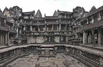 Angkor Wat photo №1