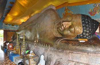 Temple of the Reclining Buddha photo №45