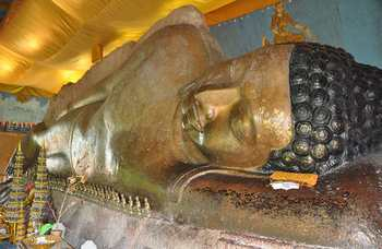Temple of the Reclining Buddha photo №52