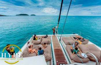 Video VIP catamarans in Phuket photo №10