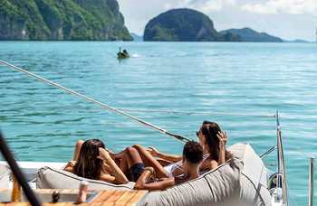 Video VIP catamarans in Phuket photo №9