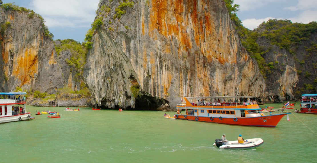 Video about trip to Amazing Phang Nga
